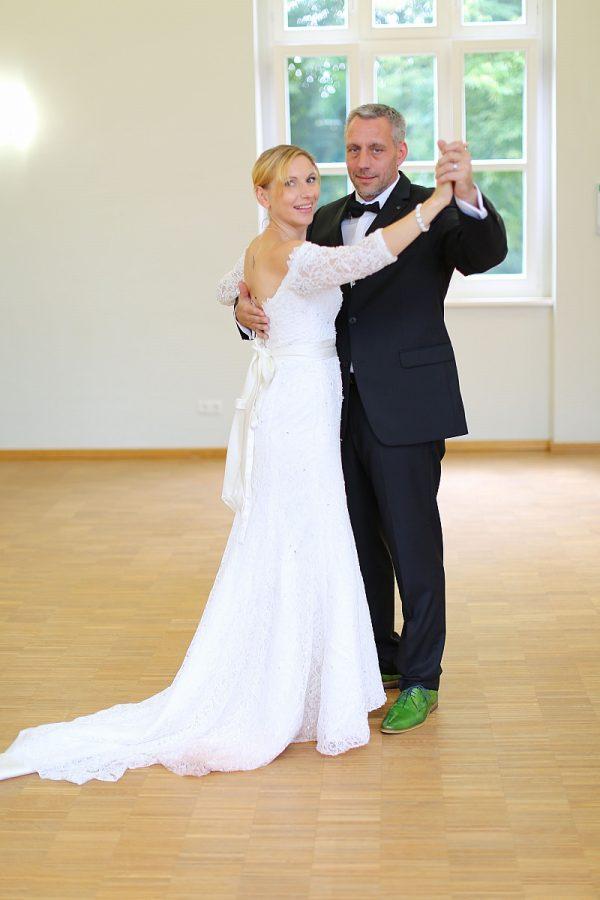 Hochzeit Tanzpaar