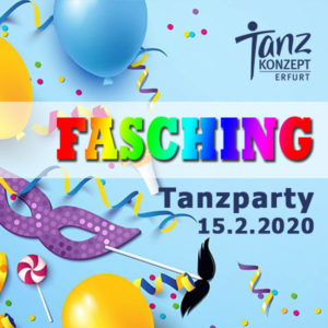 Faschingstanzparty