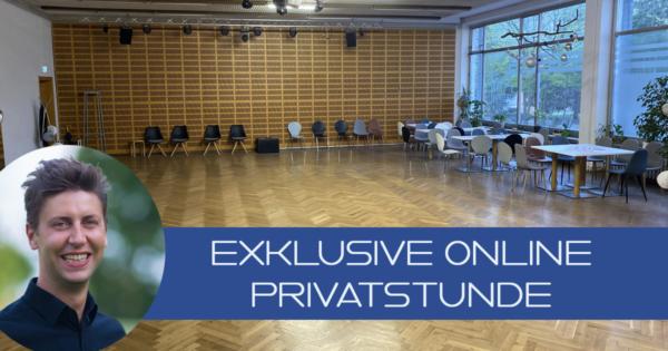 Online-Privatstunde