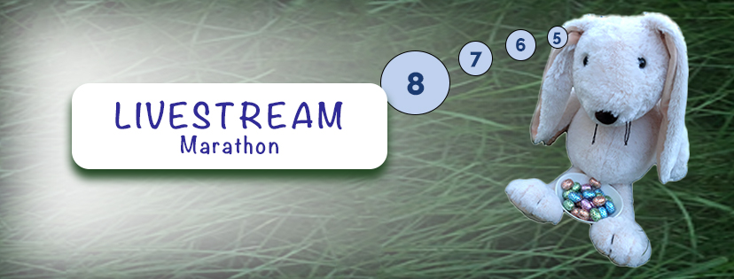Online-Unterricht zum Osterstream Marathon 2021
